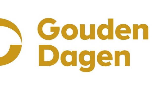 Het logo van 'Gouden Dagen'.