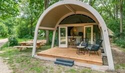 Kamperen in stijl op Camping Geversduin
