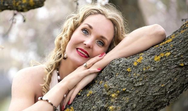 Corine Steeman zorgt voor beauty.
