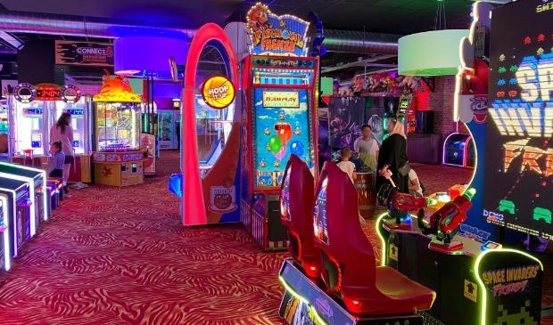 Sir Winston Fun & Games.