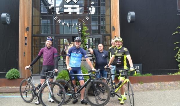 <p>Stichting Tour de Stavour voor Brouwerij De Werf.</p>