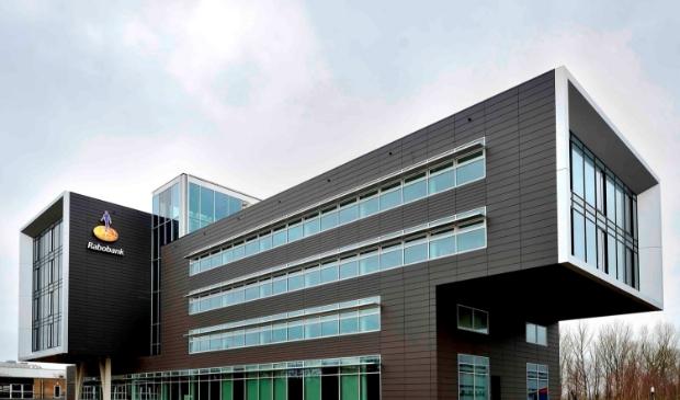 Het kantoor van de Rabobank in Alkmaar.