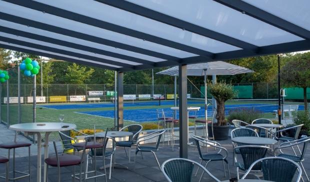 Elke tennisser vanaf vijftig jaar kan meedoen aan het toernooi bij De Balletuin.