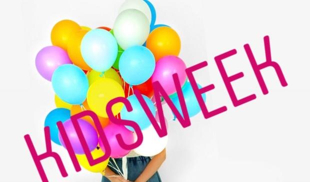 Vanaf 20 juli kan de jeugd terecht bij Kidsweek.