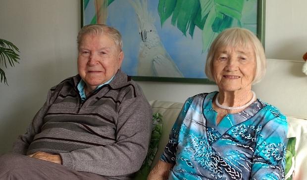 De heer en mevrouw Hendriks zijn 65 jaar getrouwd; bijna hun hele huwelijk woonden zij op Curaçao.