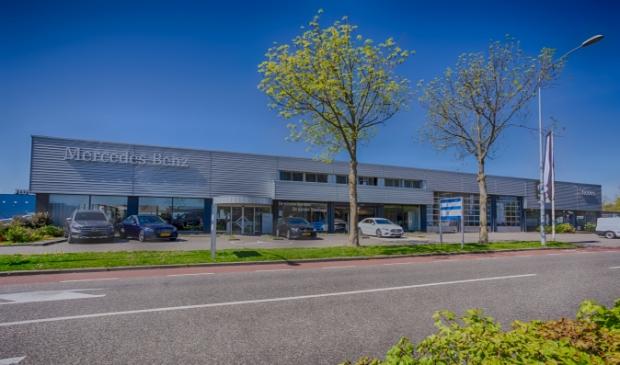Nieuwe service concept van Mercedes-Benz in Hoorn.