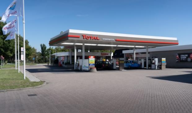 GP Groot brandstoffen en oliehandel heeft deze week de omkleuring van het Texaco tankstation in Heiloo naar het merk Total afgerond.