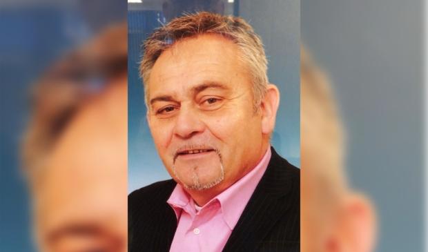 <p>De nieuwe voorzitter van ISOO, Arie Duineveld. (Foto: Aangeleverd)</p>