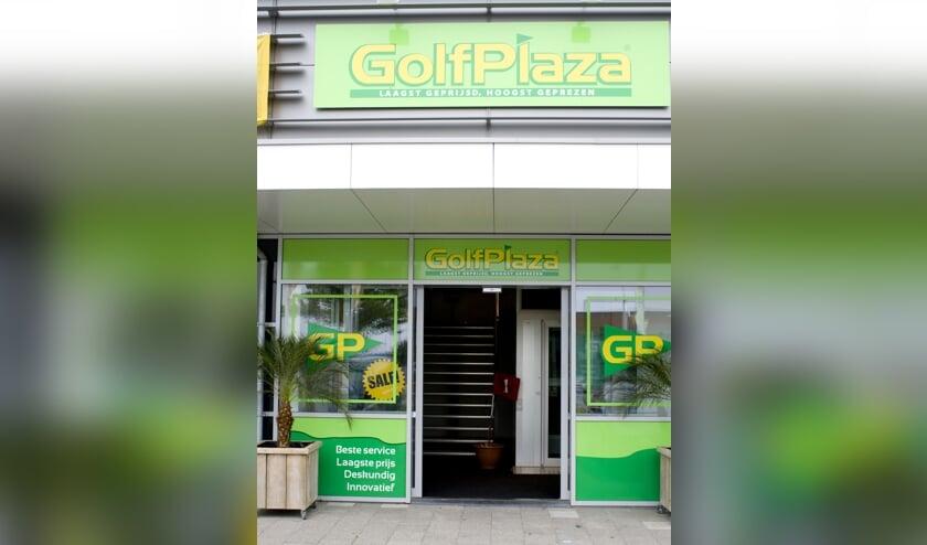 De huidige vestiging van Golfplaza in Amsterdam gaat per 1 oktober sluiten.
