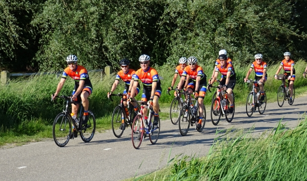 <p>Met de routes van de WFTC komen fietsers op de mooiste plekjes. (Foto: aangeleverd)</p>