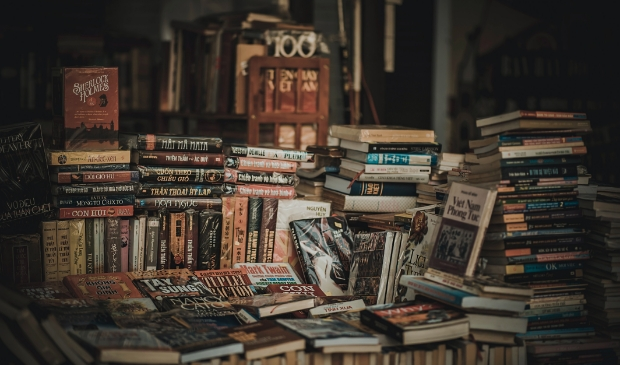 <p>Boekenmarkt De Rijp (Foto: door Min An via Pexels)</p>