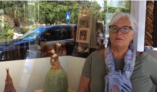 Gerda Velzeboer. Videostill: CEK © rodi