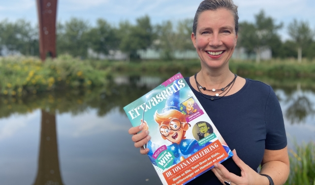 <p>Rikky Schrevers drijfveer om een eigen tijdschrift uit te geven is om haar jongste dochter meer leesplezier te geven. &nbsp;</p>