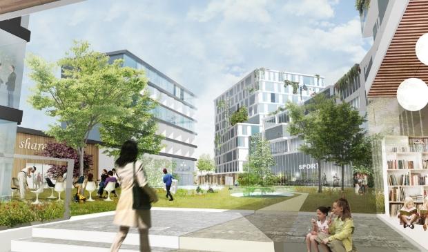 <p>Een impressie van MicroCity The Future. (Foto: Alkmaar.nl)</p>