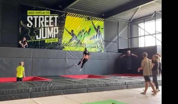 <p>Streetjump Alkmaar open voor pubiek! (Foto: aangeleverd)</p>