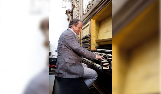 <p>&nbsp;Improvisaties en literatuur zijn te horen tijdens het orgelconcert in De Bullekerk.</p>