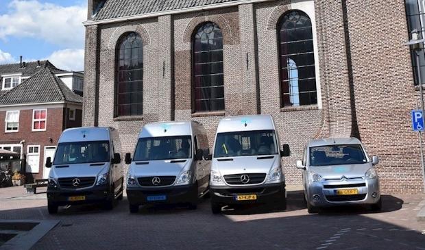 <p>Ook op zaterdag en zondag rijdt de Belbus weer.</p>