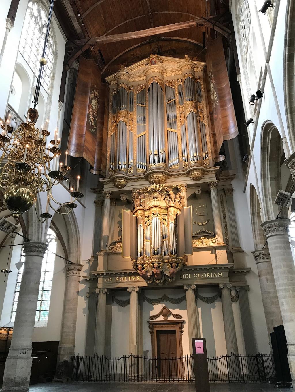 <p>De Grote Kerk in Alkmaar. (Foto: Aangeleverd)</p>  © rodi