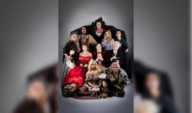 <p>Een show vol romantiek, lust en ....vampiers. </p>