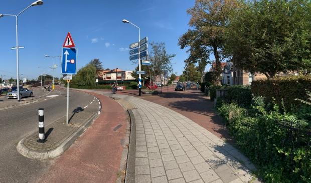 Verkeer rondom NS Castricum