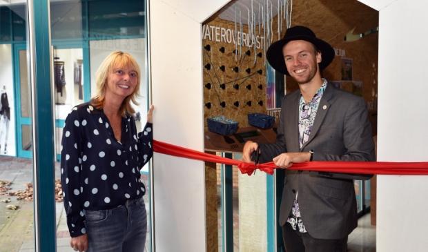 <p>De tentoonstelling staat nu in het Wijklab Kersenboogerd, maar is in de toekomst ook op andere plekken in de stad te vinden. &nbsp;</p>