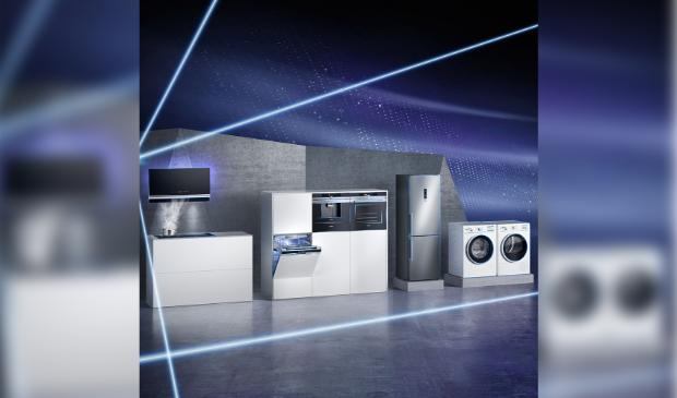 Design & technologie samen in de slimme keuken.