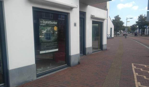 <p>Locatie Pop-up Kunstbunker aan Dorpsstraat 58.</p>