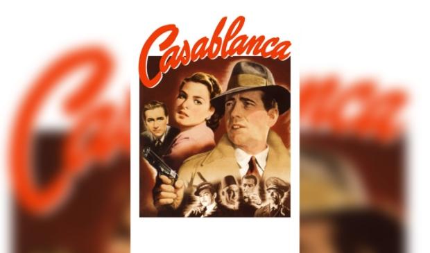 <p>Dramafilm Casablanca.</p>