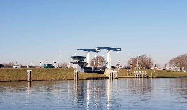 Werkzaamheden N250 Den Helder burg Visserbrug.