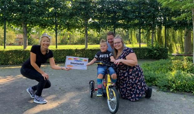 <p>De hartenwens van een gezin uit Bovenkarspel gaat in vervulling dankzij een aanvraag van Stichting Zeldzame Ziekten Fonds bij het VriendenFonds van de VriendenLoterij.</p>