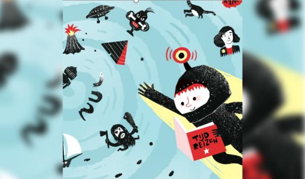 <p>Thema van de Kinderboekenweek is dit jaar: En toen.... </p>