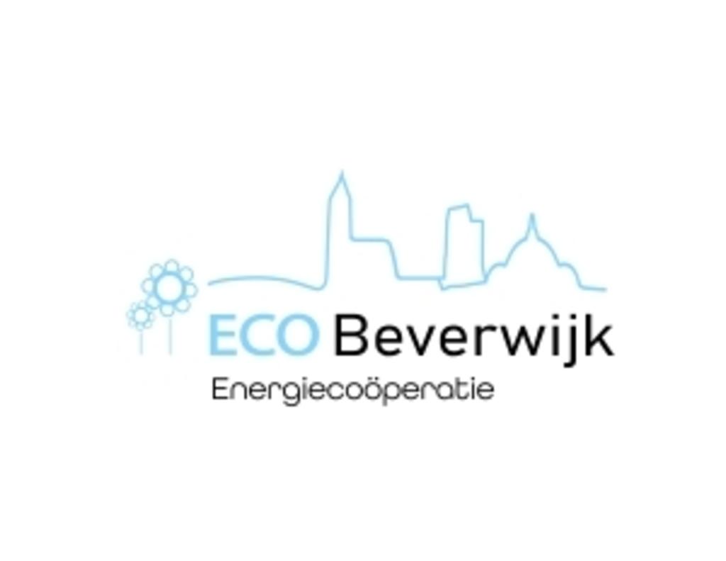 <p>Logo van EcoBeverwijk.</p> (Foto: Aangeleverd) © rodi