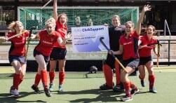 Rabobank steunt club- en verenigingsleven
