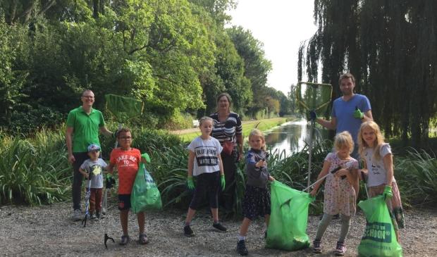 <p>Cleanup Day Enkhuizen leverde 20 kilo afval op!</p>