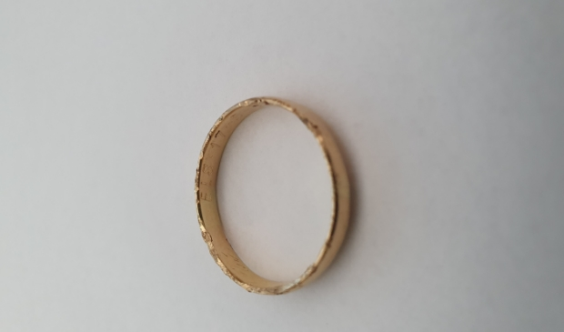 Van wie is deze ring?