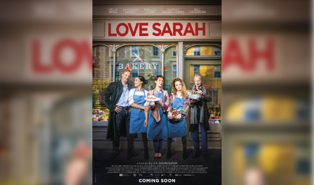 <p>Nieuwe deze week in Cinema Enkhuizen: Love Sarah.</p>