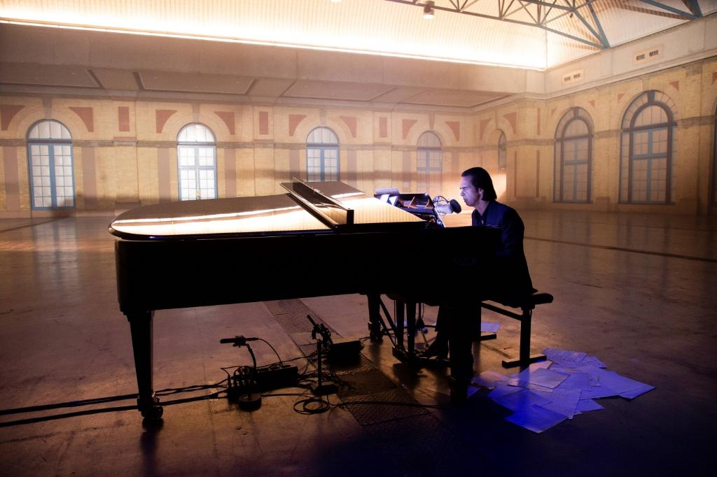 <p>Nick Cave Alone at Alexandra Palace</p> (Foto: ) © rodi