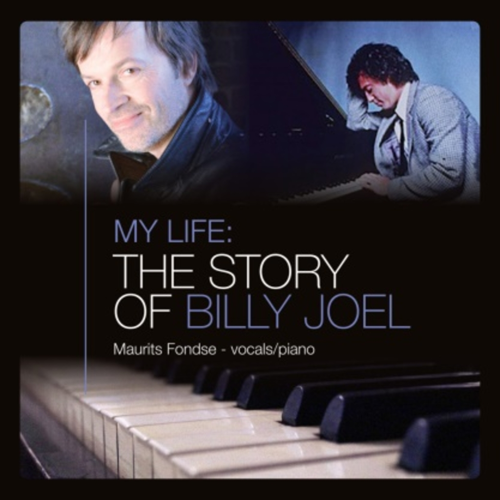 <p>Maurits Fondse zingt Billy Joel.</p> <p>(Foto: aangeleverd)</p> © rodi
