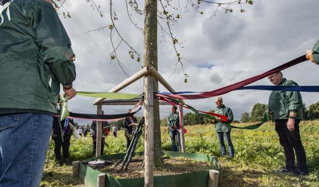 <p>Natuurbegraafplaats Geestmerloo is recentelijk geopend.</p>