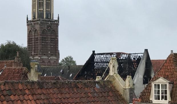 <p>Na grote brand volgt bezinning: kritisch kijken naar parkeer- en verkeersplan Enkhuizen.</p>