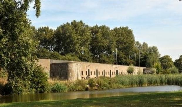 <p>Fort aan den Ham.</p>