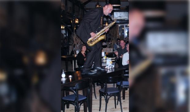 <p>Jazzimprovisatieworkshop Victor Posch</p>