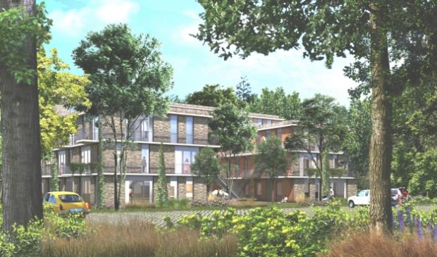 <h1>Vervanging van het huidig complex kan zorgen voor toevoeging van circa 30 woningen.</h1>