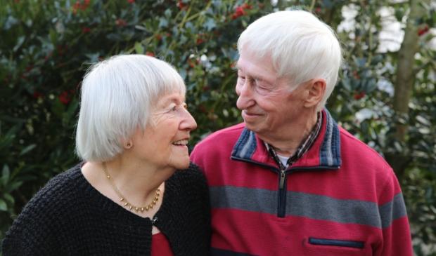 <p>Na 65 jaar zijn Louise en Gerrit nog altijd gek op elkaar. &#39;Wij hebben in ons leven alle geluk gehad.&#39;</p>