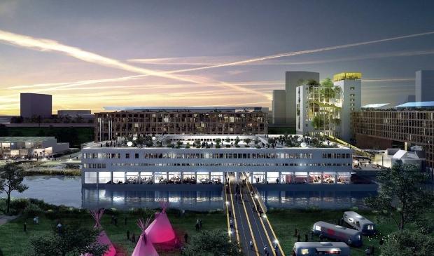 <p>Het &lsquo;Groene Toren Living Lab&rsquo; heeft de ambitie om naast een verticaal stadspark ook een innovatieproeftuin te zijn.&nbsp;</p>