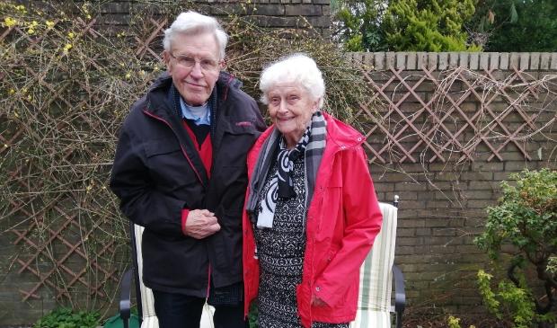 <p>Joop en Tilly: 65 jaar bij elkaar.</p>