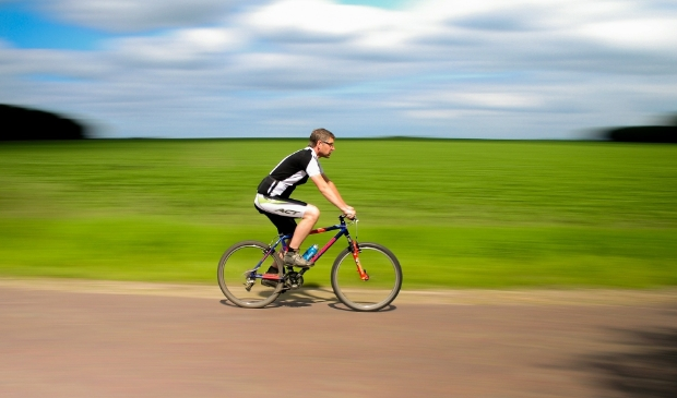 Draag met een fietstocht bij aan een goed doel naar eigen keus.