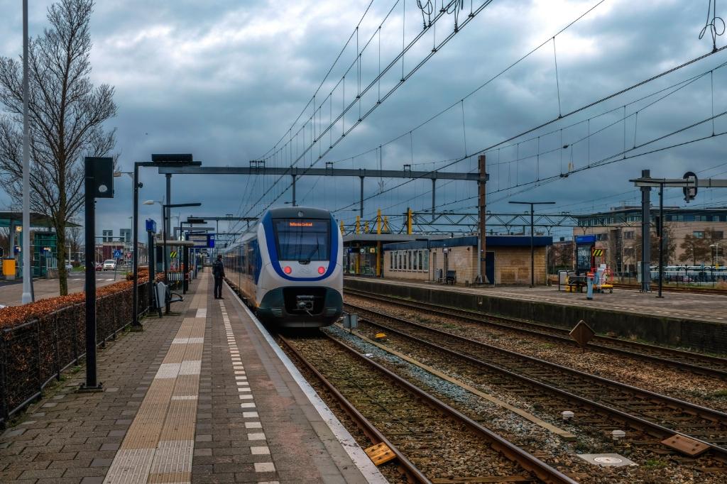 <p>Station Uitgeest gaat een forse verbouwing tegemoet.</p> ((Foto: Bert Westendorp)) © rodi