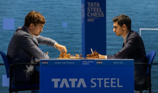<p>Deelnemers Tata Steel Chess Tournament 2021.</p>
