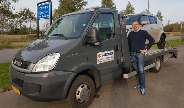 <p>Suzuki Jonker eigenaar Robert Lodder komt naar je toe deze winter!</p>